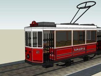 I-sakarya nostalgic tram yeprojekthi yandiswa kwi-agora