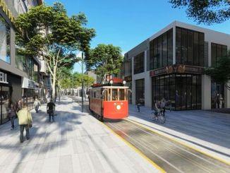 sakarya nostaljik tramvay projesi halka tanitildi