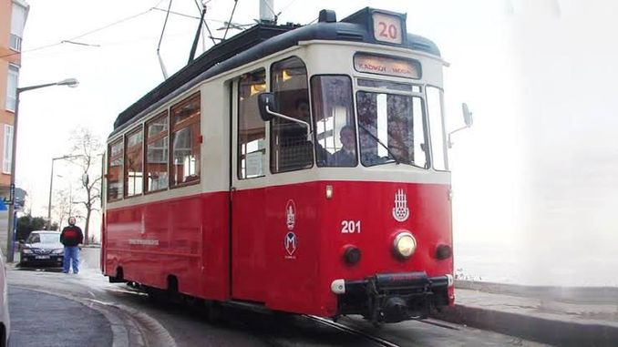 sakarya nostalgic tram will start for rail system