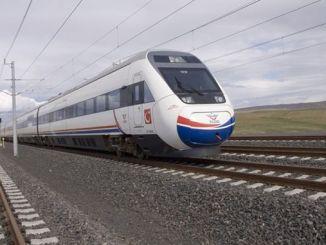 estaciones de tren rápido samsun