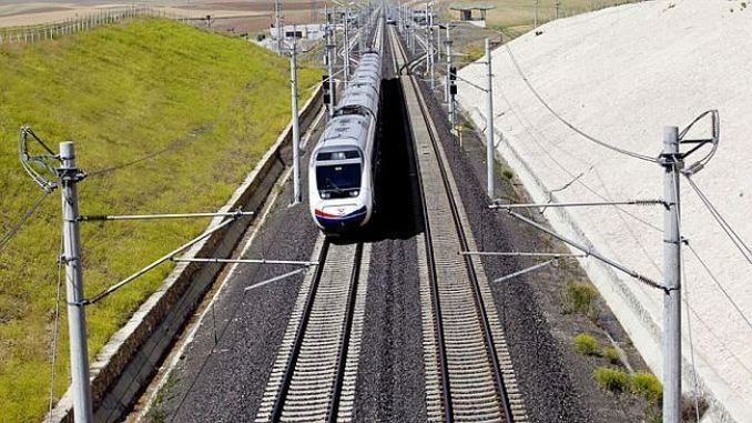 Railway investments turkiyede billion million pounds