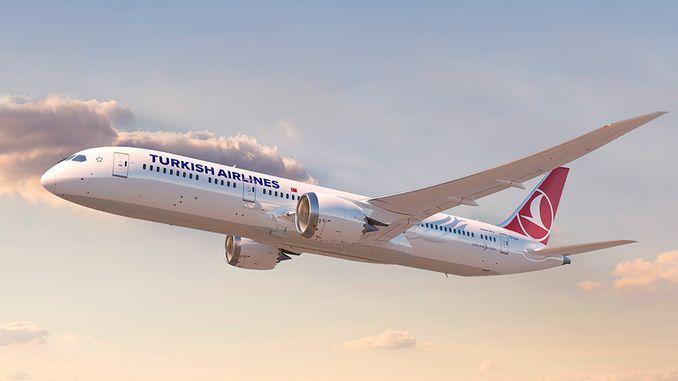 Turkish Airlines Dreamliner