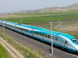 Initiatives for high-speed train to pass through