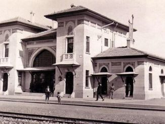 stasiun Ankara Gazi