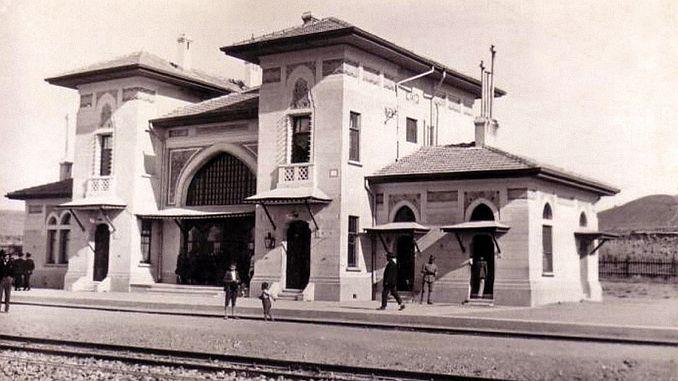 Stesen Ankara Gazi