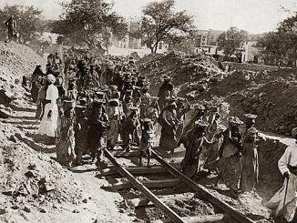 Железница во Багдад
