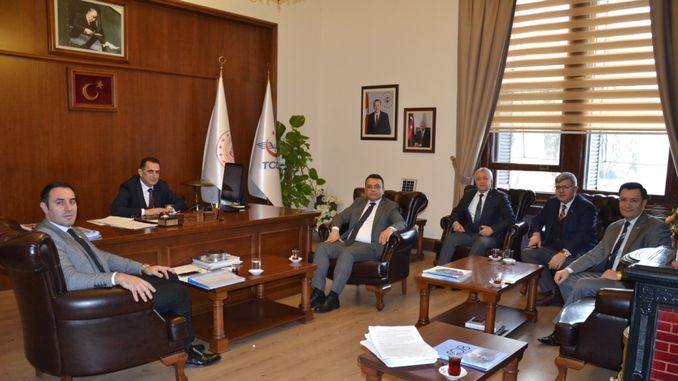 Domestic Waste to be Moved by Train in Manisa