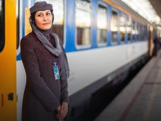 Iran, Turki Antara Anyar TransAsia Express Train