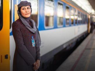 ایران، نیو TransAsia ایکسپریس ٹرین کے درمیان ترکی