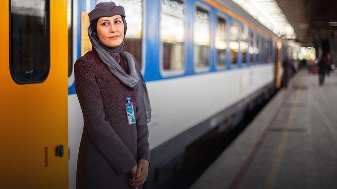 New TransAsia Express Train between Iran and Turkey