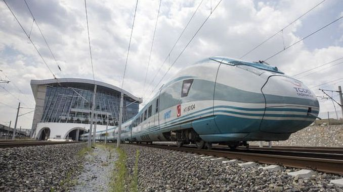 ankara yht gari million dollars per year passenger guarantee paid