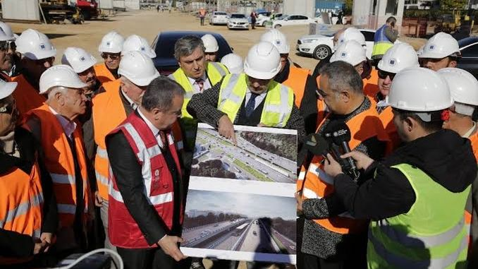 antalya stage rail system to be completed by april