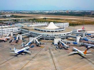 La capacità dell'aeroporto di Antalya aumenta la cancellazione dell'offerta