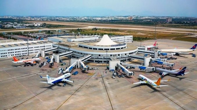 Antalya airport capacity increase tender cancellation