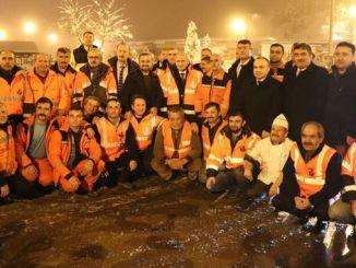 minister turhan wkroczył w nowy rok w bolu z kgm pracowników