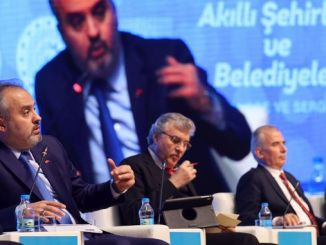 President Aktas talked about the smart city-going investments that came to life in Bursa.