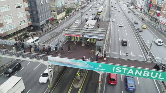 besyol metrobus station to be renewed for obstacles