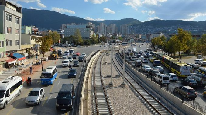 priority transportation in the year's investments