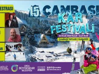 cambasi snow festival starts on sunday