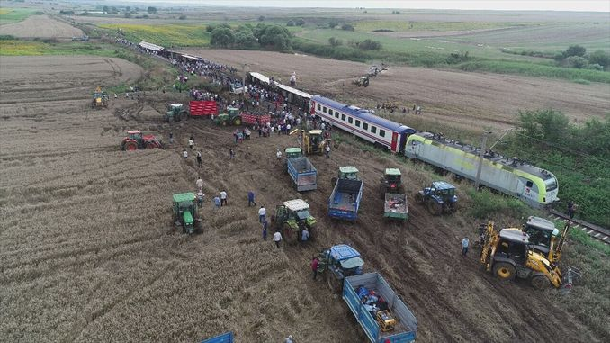 corlu train accident experts to pay million TL for consulting work
