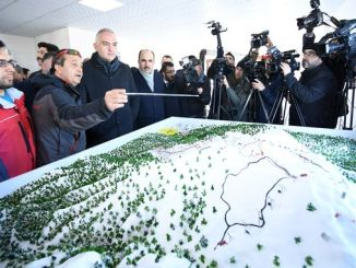 Thanks to the high-speed train, Derbent will become an important ski resort.