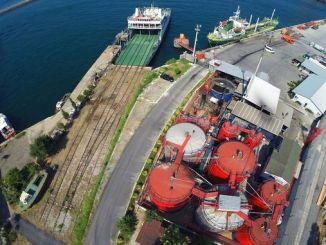 ibb schützt die Umwelt durch das Recycling von Schiffsabfällen für die Wirtschaft