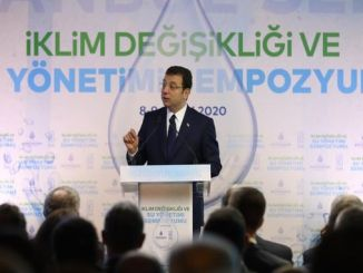 imamoglu loses fresh water resources means Istanbul is committing suicide