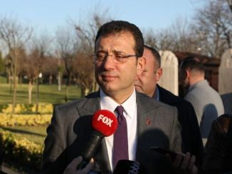 Channel Istanbul Response from Imamoglu to Minister Turhan