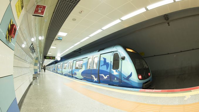 istanbul metro haritasi