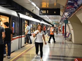 izmir subway and tram million passengers