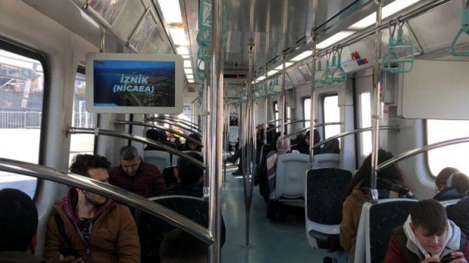 iznik ማስተዋወቂያ ቪዲዮ ankara metro እና baskentrayda