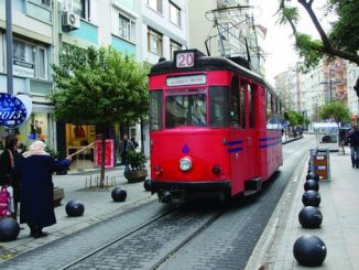 kadikoy fashion tram passenger capacity increased