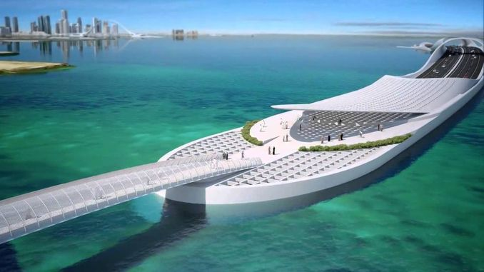 Turkish companies aspire to katarin billion dollar sharq crossing project