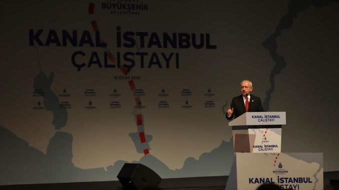kilicdaroglundan erdogana canal istanbul cagrisi