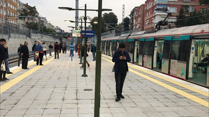 Fire expeditions in marmaray stop were interrupted