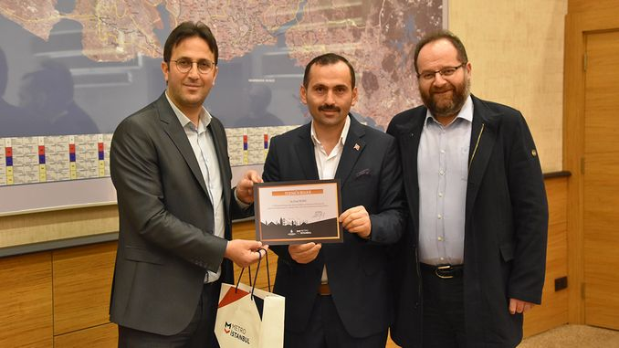 קבוצת הכדורגל של מטרו איסטנבול קיבלה את הפרס