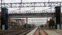 muratli tren gari ust gecidi koprusu yenilenerek hizmete acildi