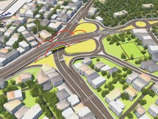 The process for sgk junction officially started
