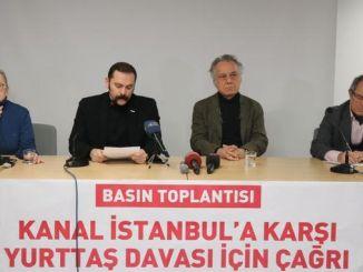 deitu tmmob kanalaren aurka Istanbulen