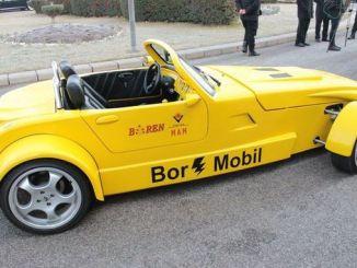 توبیتاک اتومبیلهای با هیدروژن و برق تولید می کند