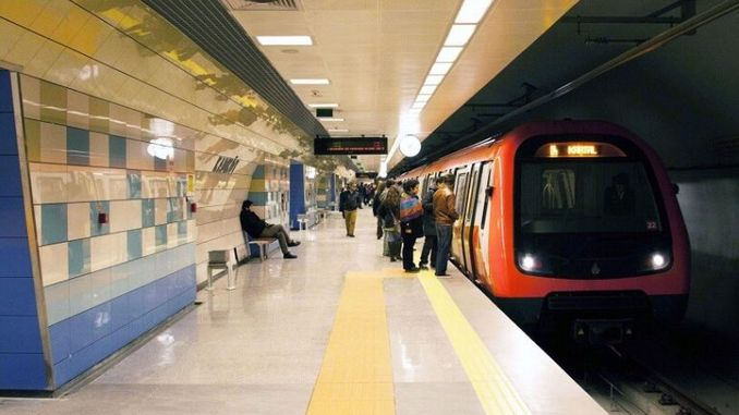 umraniye atasehir goztepe metro route is the most expensive residence in goztepe