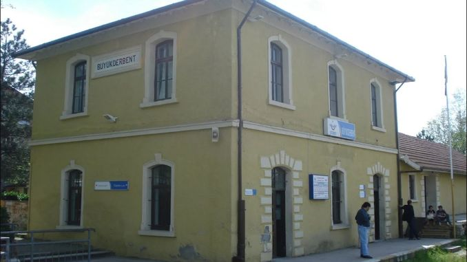 annual derbent train station agenda