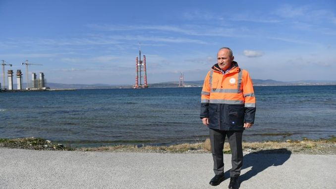 hourly distance will decrease with the canakkale bridge