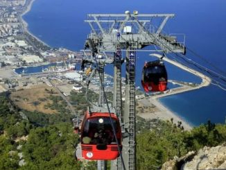 Tunektepe Cable Car Goes Extensive Maintenance