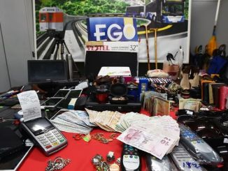 Прадметы, забытыя ў транспарце грамадскага транспарту ў Анкары, з'явяцца ў продажы