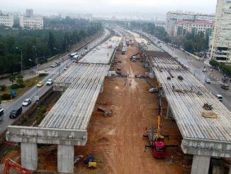 το έργο της σιδηροδρομικής γραμμής στάδιο αντάλγιας συνεχίζεται με πλήρη ταχύτητα
