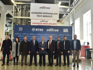 Hiss Test Center med Equity Kvar i Turkiet