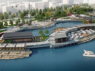 ataturk park sea star project will add prestige to the army