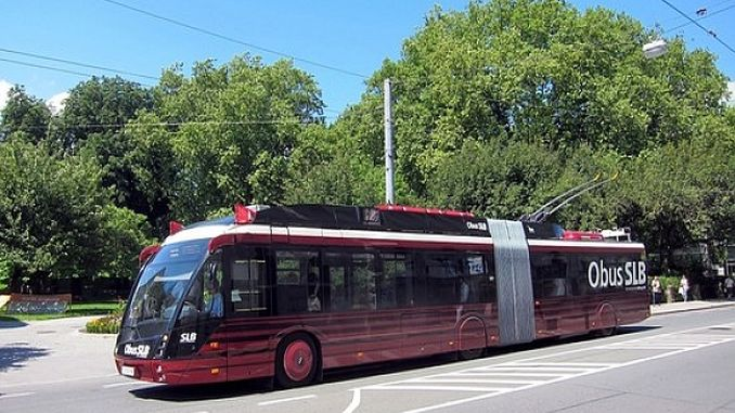 The most suitable system for President Demir Samsun trolleybus