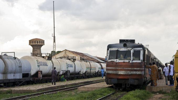Oor burkina faso spoorweg